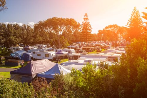 Must have items for staying in caravan parks