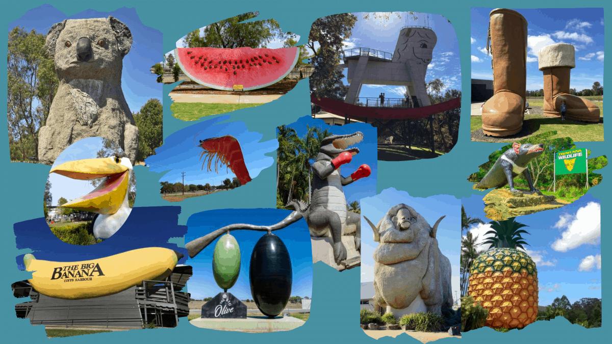 Big things of Australia list