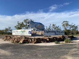 review of lightning ridge outback resort and caravan park