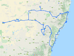 How much does it cost to travel around NSW