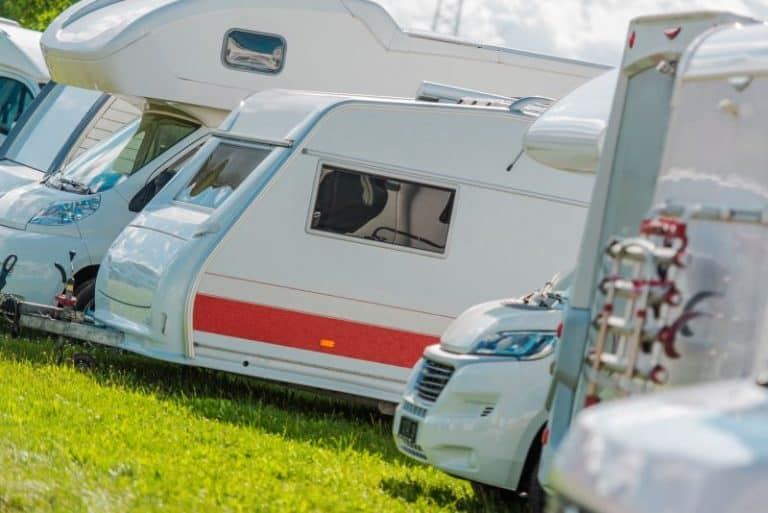 How to Store Your Caravan and Camper When Not in Use