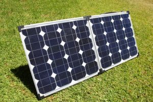 types of solar panels for camping