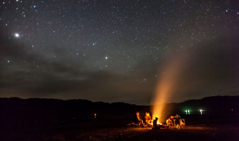 campsite etiquette and courtesy